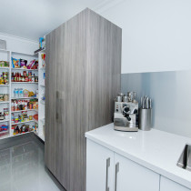 Butler Pantry storage