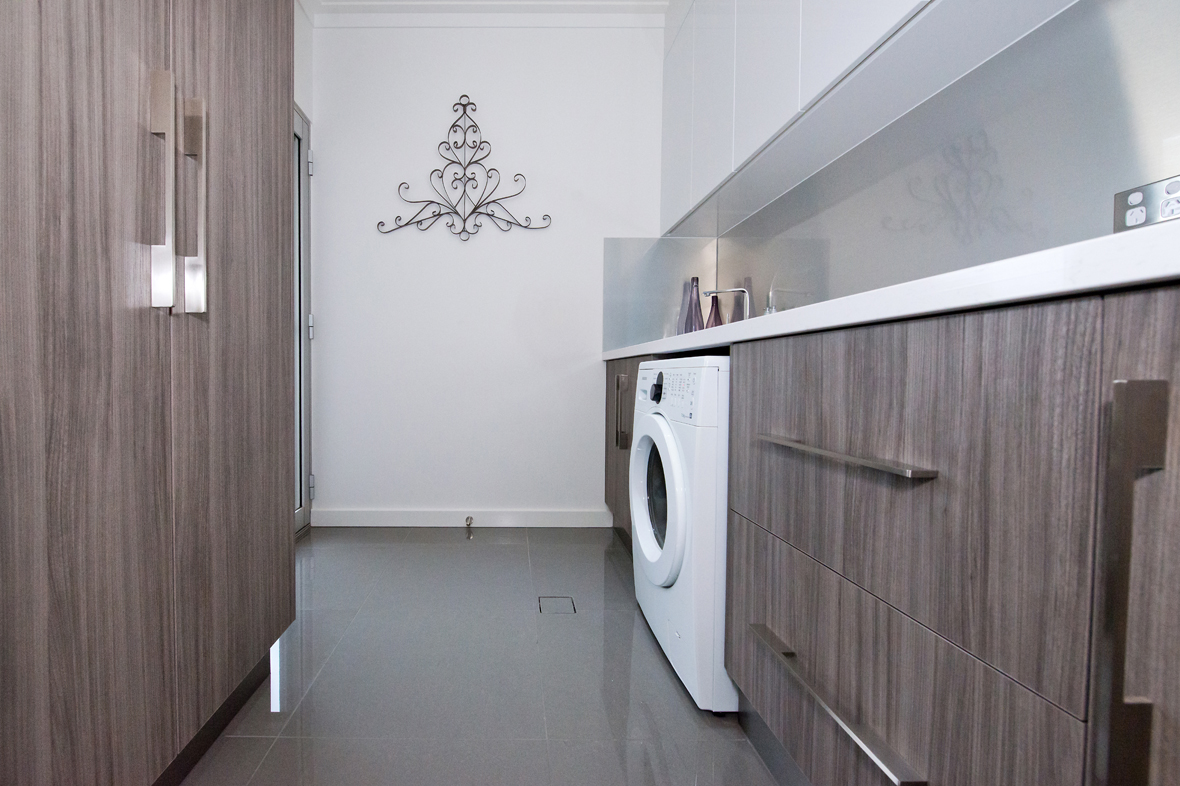 Stone Benchtop Laundries Cash S Cabinets Cash S Cabinets